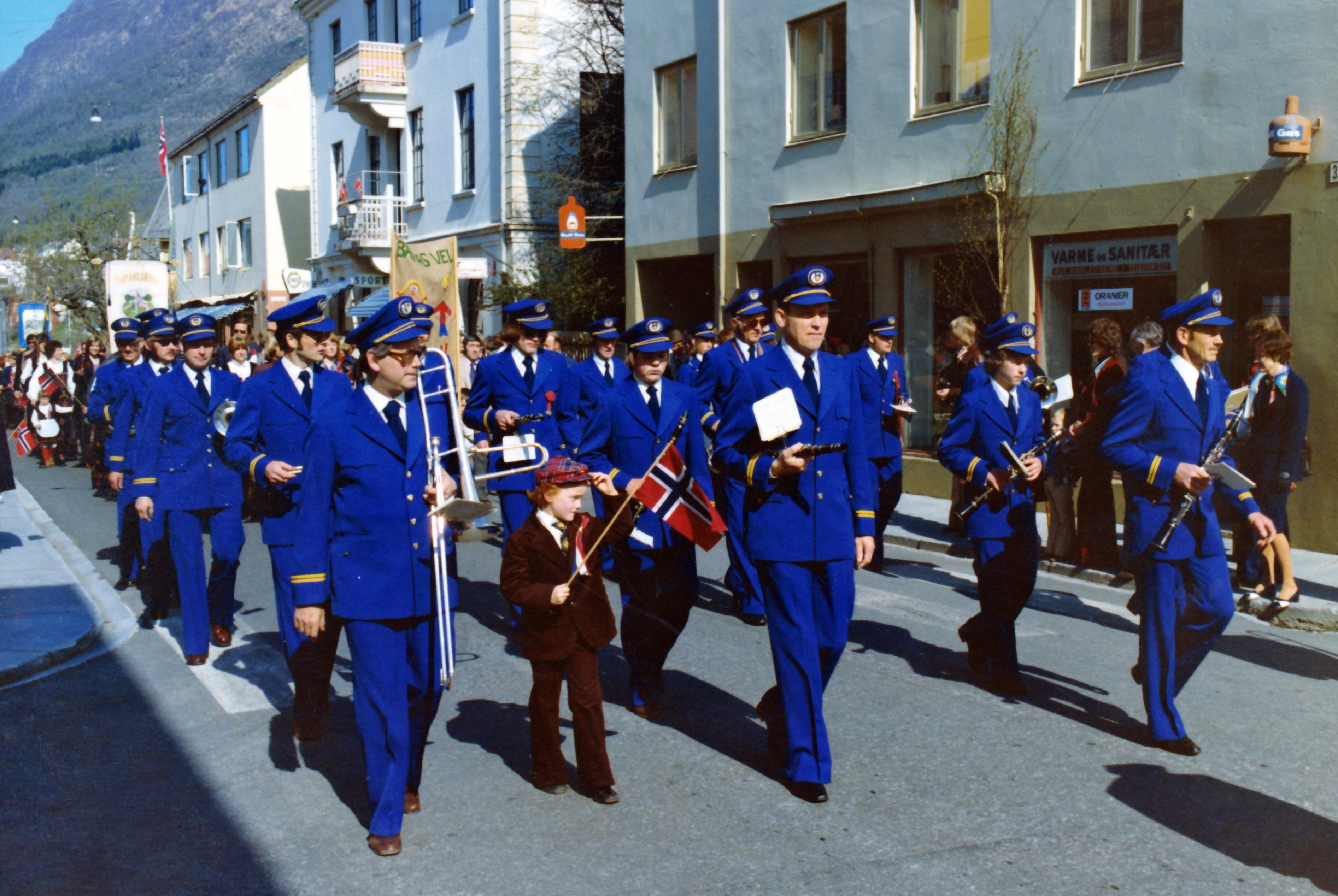 Hornmusikken1953